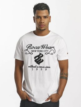 Rocawear T-paidat New York valkoinen