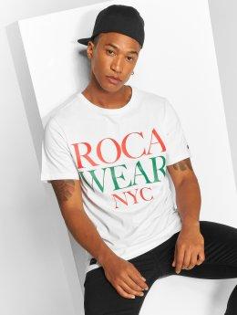 Rocawear T-Shirt NYC blanc