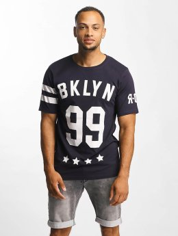 Rocawear t-shirt Brooklyn blauw