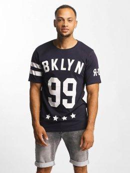Rocawear T-Shirt Brooklyn bleu