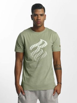 Rocawear T-Shirt Triangle grau