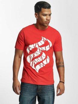 Rocawear t-shirt Fingerprint rood