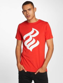 Rocawear T-shirt Logo rosso