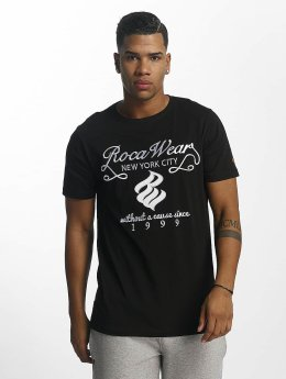 Rocawear T-Shirt New York schwarz