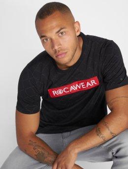 Rocawear T-Shirt BrandLogo schwarz