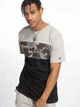 Rocawear t-shirt Camo Block  zwart