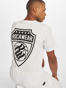 Rocawear T-Shirty Jay bialy