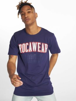Rocawear T-Shirty Brooklyn niebieski