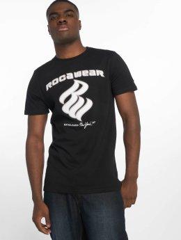 Rocawear T-skjorter DC svart