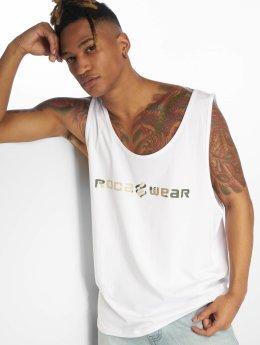 Rocawear Tank Tops Camo bílý