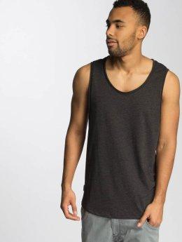 Rocawear Tank Tops Basic musta