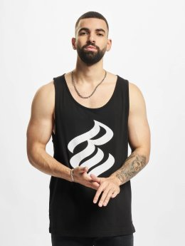 Rocawear Tank Tops Basic negro