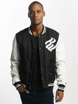 Rocawear Teddy College Jacket noir