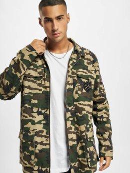 Rocawear Välikausitakit Camo camouflage