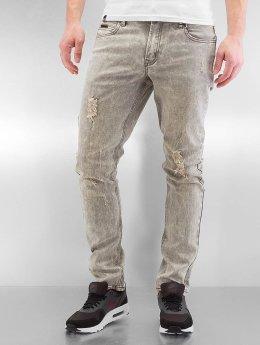 Rocawear Vaqueros pitillos Wash gris