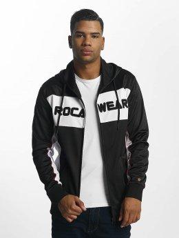 Rocawear Zip Hoodie Sports èierna