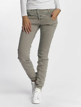 Rock Angel Pantalon chino Brook gris