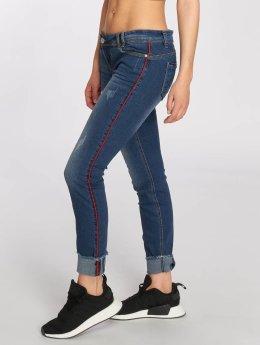 Rock Angel Slim Fit Jeans Amy modrá