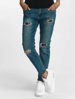 Rock Angel Straight Fit Jeans Charlotta blå