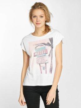 Rock Angel T-Shirt Vacancy white