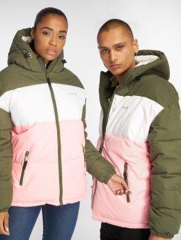 Schott NYC Зимняя куртка Alaska оливковый