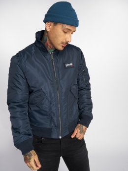 Schott NYC Bomber jacket Nyc 210-100 blue