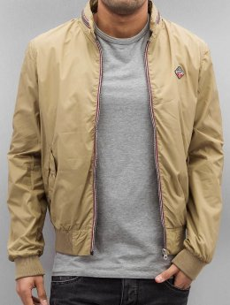 Schott NYC College Jacket Classic beige