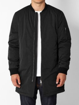 Selected Winterjacke Shberlin Bomber schwarz