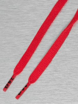 Seven Nine 13 Snørebånd Hard Candy Short  rød