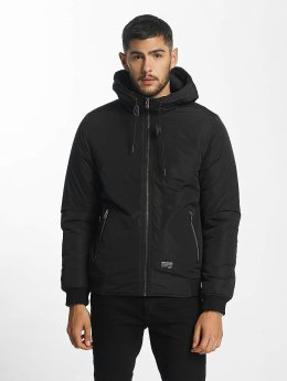 SHINE Original Bomber jacket Hooded black