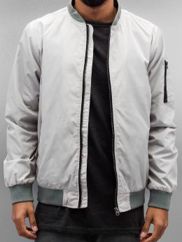 SHINE Original Bomber jacket Newton grey