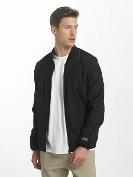 SHINE Original Johnson Bomber Jacket Black