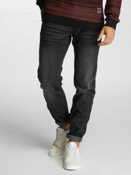 SHINE Original Jean coupe droite Wardell noir