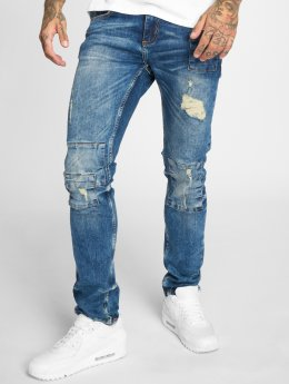 SHINE Original Jean skinny Long bleu