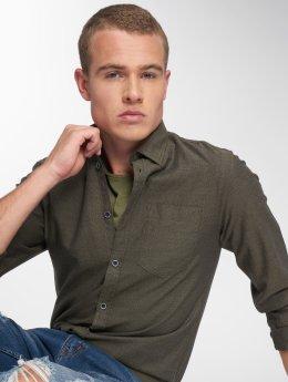 SHINE Original overhemd Rafael groen
