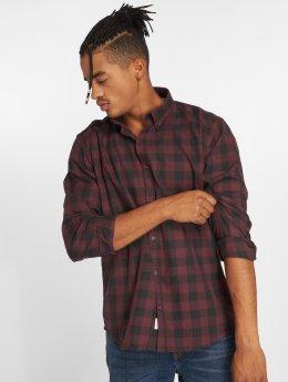 SHINE Original overhemd Denver rood