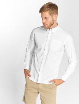 SHINE Original overhemd Poplin wit