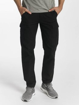 SHINE Original Pantalon cargo Worker noir