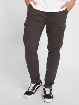 SHINE Original Pantalon cargo Cargo noir