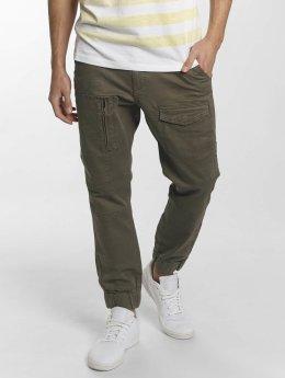 SHINE Original Pantalon cargo Cargo olive