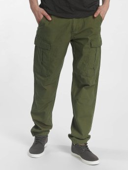 SHINE Original Pantalon cargo Worker vert
