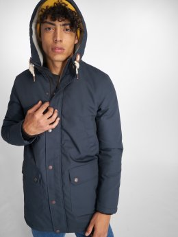SHINE Original Parka New York blauw