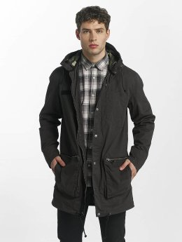 SHINE Original Parka Jefferson Military zwart