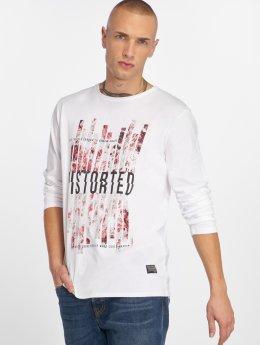 SHINE Original Pitkähihaiset paidat Colorado valkoinen