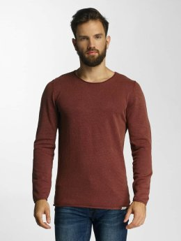 SHINE Original Pullover Acid Wash Roll Edge rot