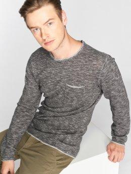 SHINE Original Pullover Slub Knit schwarz