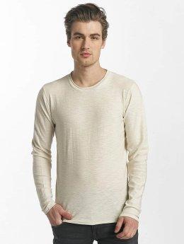 SHINE Original Pullover Nigel weiß