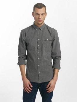SHINE Original Shirt Cotton Mélange Otto Line black