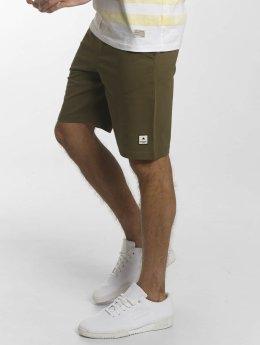 SHINE Original shorts Jersey Drawstring olijfgroen