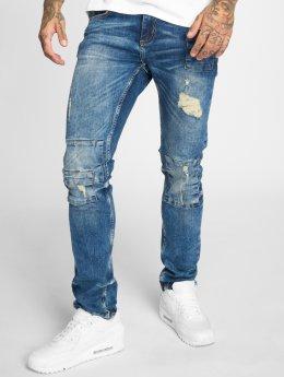 SHINE Original Skinny Jeans Long blau